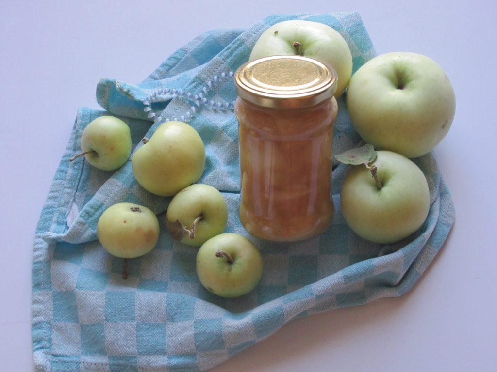 domowy mus jabłkowy 5