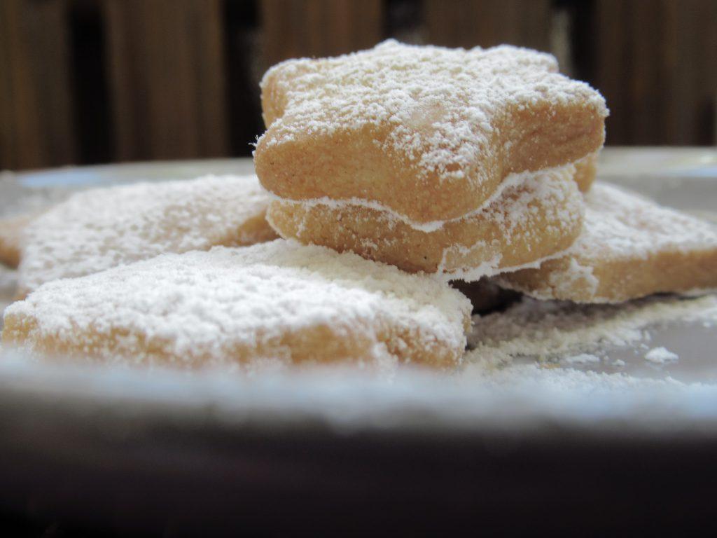 świąteczne ciasteczka - przepis