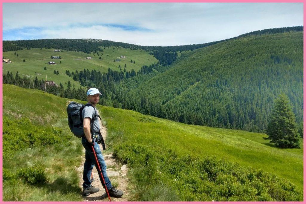 Szpindlerowy Młyn szlaki górskie